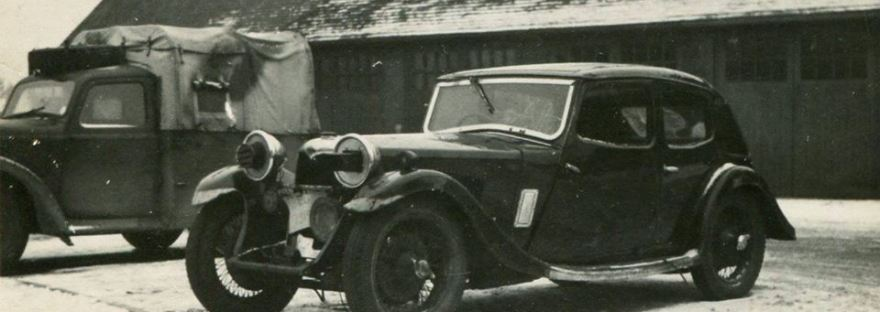 traversée de toulouse, voitures anciennes ~ 18.06.2017 – historia
